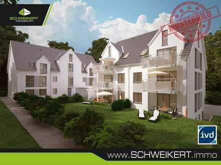 Wohnungen mit hochwertigen Merkmalen, sehr energieeffizient in Haiterbach