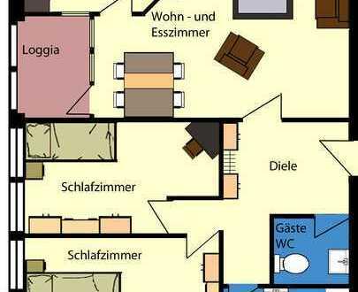 3-Zimmer-WBS-Wohnung im Herzen von Ahaus!