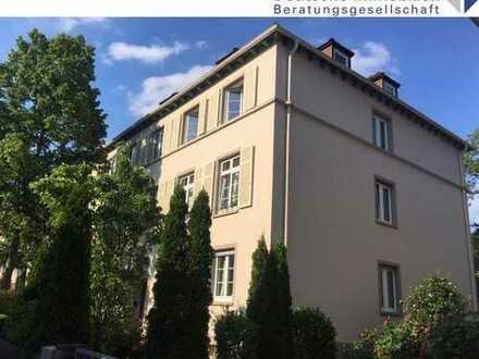 HD-Neuenheim: Stilvolle 1-Zimmer-DG-Wohnung mit separatem Hobbyraum und Kfz-Stellplatz