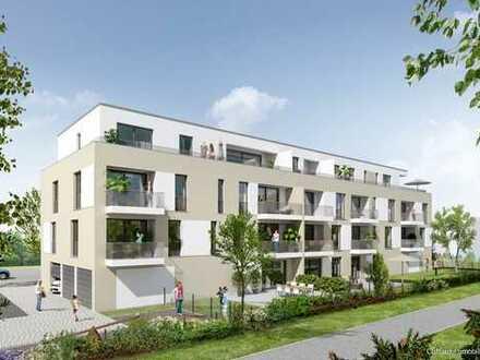 NEUBAU-ERSTBEZUG: Komfortable 2-Zimmer-Wohnung mit Balkon, Einbauküche und Aufzug!