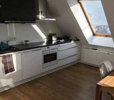 Schöne helle Maisonettewohnung in MS Mauritz/Erpho