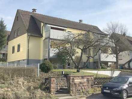 ***3-Zimmer-Eigentumswohnung mit Balkon in guter Lage von Plüderhausen!***