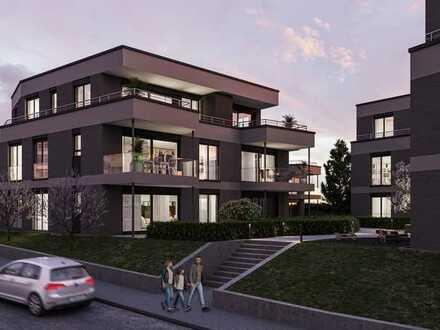 Familien aufgepasst! 4-Zimmer-Wohnung mit großem Gartenanteil