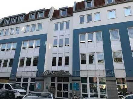 """Praxis im """"Ärztehaus Niemeyerstraße"""""""