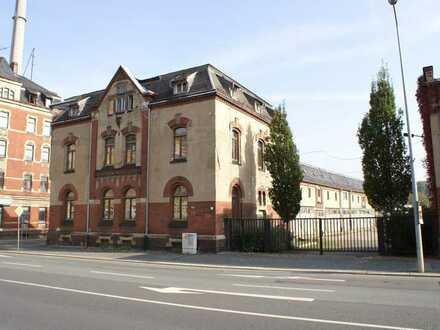 Gründerzeit Gewerbekomplex mit Villa - im Zentrum von Plauen ( an der B 173)