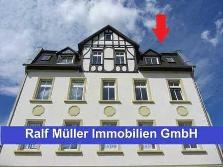 NEU! +++ 1-Raum-Wohnung im DG in Gera-Zwötzen! +++ NEU!