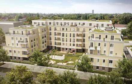 Ideal für Familien - 4-Zimmer-Wohnung mit Südwest-Balkon