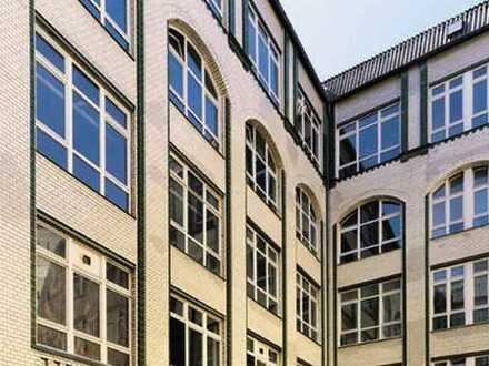 """""""BAUMÜLLER & CO."""" 6000 qm Büroflächen - Industrie-Stil"""