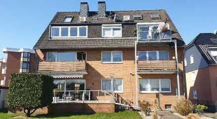 Attraktive Erdgeschosswohnung mit ca. 111 m² Wfl., 3 Zimmern und riesiger Terrasse in toller Lage