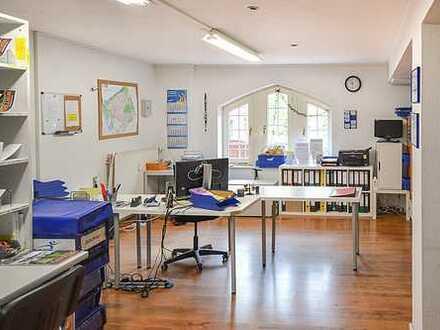 Döhren: Ca. 132 m² großes Büro mit Denkmalschutz!