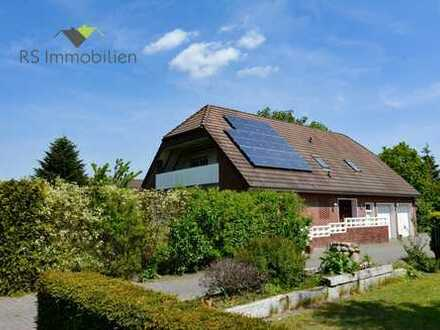 Zweifamilienhaus in ruhiger Lage von Großheide!