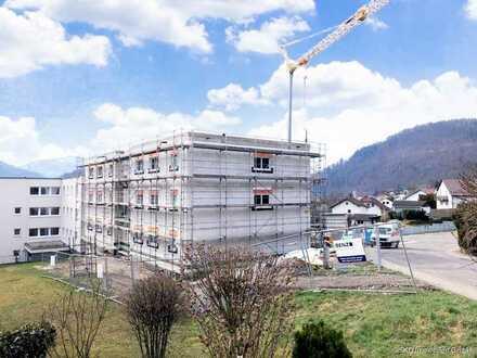 Komfortable 2 Zimmer-Neubau-Wohnung