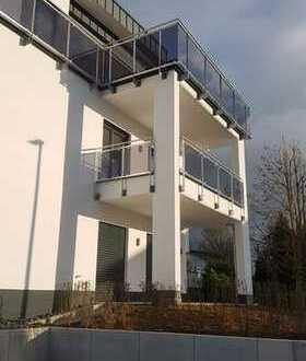 Neubau 3-Zimmer-Wohnung am Kurpark Bad Camberg,Bestlage,ruhiges Wohngebiet ,Südseite, Aufzug.