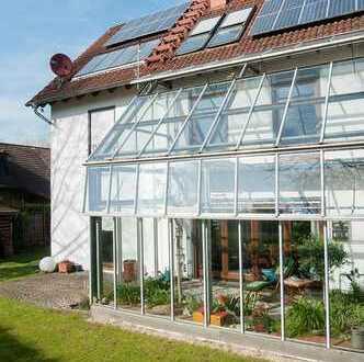 Großzügige, modernisierte Doppelhaushälfte mit Süd-West Garten in ruhiger Grünlage von Hürth-Gleuel