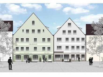 3 Zimmer Neubau Wohnung in zentraler Lage von Schongau