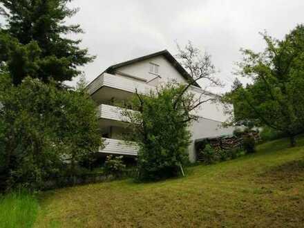 Großzügige 3-Zimmer-Wohnung mit Ausblick ins Grüne!