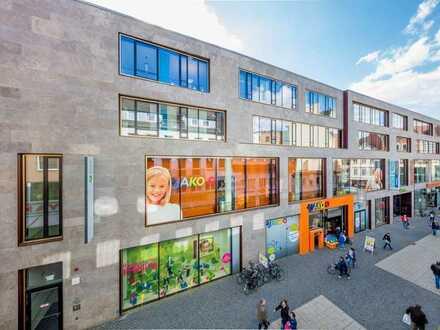 4 Ladenflächen in 1A-Lage der Fußgängerzone von Braunschweig +++ 183 m² bis 540 m² +++
