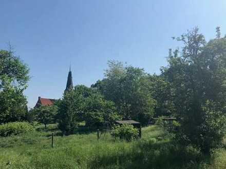 BAUTRÄGERFREI !!! erschlossenes Grundstück in Bornim