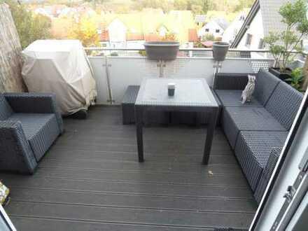 Neuwertiger zustand - Maisonette Wohnung in 97828 Marktheidenfeld