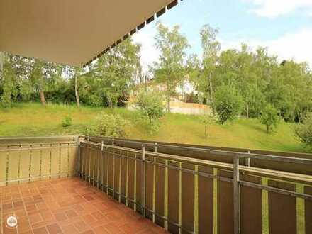 ***RESERVIERT!***Den Sommer genießen auf zwei Balkonen - attraktive 4-Zimmer-Wohnung