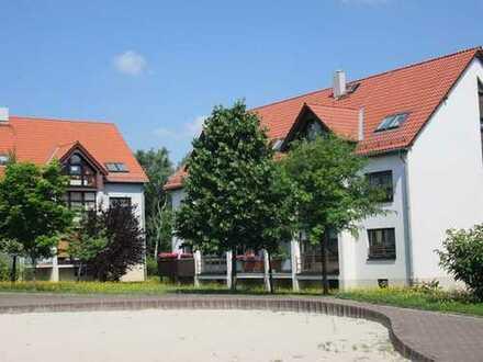 1-Raum-Wohnung in Hartmannsdorf bei Chemnitz