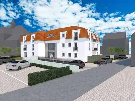 Seniorengerechte Wohnungen im Zentrum Appenweier Neubau barrierefrei EIGENUTZUNG/KAPITALANLAGE