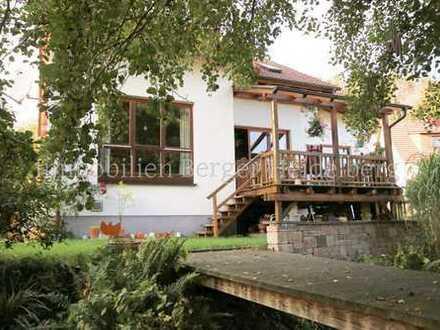 Familienhaus - Ruhig, gemütlich, mit viel Platz und naturnah gelegen im Bensheimer Ortsteil Gronau!