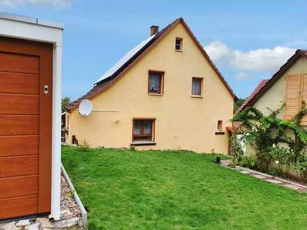 +++Traumhaftes Einfamilienhaus mit großem Garten nähe Bretten und Bruchsal+++