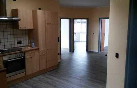 Schöne 4 Zimmer Wohnung in Großen Buseck zu vermieten