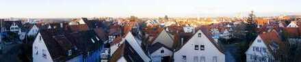 Erstbezug nach Sanierung: ansprechende 6-Zimmer-DG-Wohnung mit Balkon in Ostfildern-Nellingen