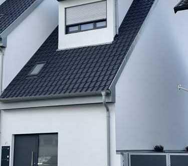 Moderne, hochwertige 5 ZKB-Maisonette-Wohnung mit Garten in Ketsch