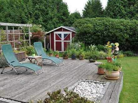Familienidyll mit schönem Garten in Bergstedt