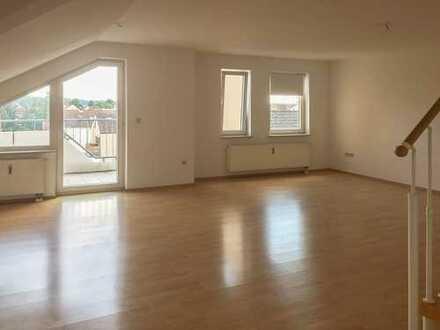 4-ZKB Maisonettewohnung mit zwei Balkonen!