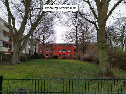 Wunderschöne Wohnung mit vier Zimmern sowie Balkon und Keller in Bremen