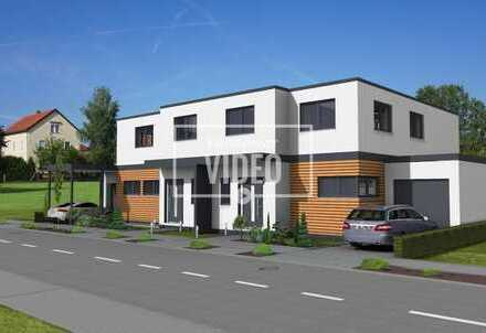 +++ Neubauvorhaben mit 2 Doppelhaushälften im Herzen von Büttgen +++ 720 m² Grundstück