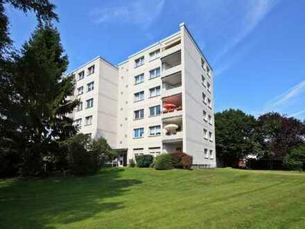 Lichtdurchflutete 4-Zimmer-Wohnung mit Südbalkon und schöner Aussicht in Paffrath - RESERVIERT