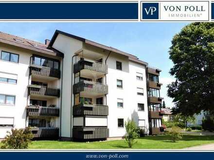 4,5 Zimmer-Wohnung mit Aussicht - inkl. TG-Stellplatz