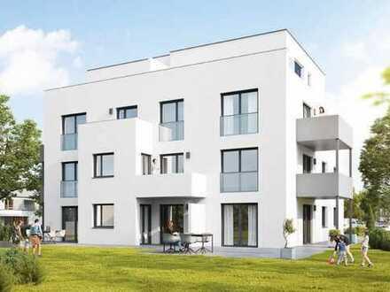 Nur noch 40%verfügbar! Wohnen und Leben in Gersthofen | Neubau MFH | Exklusive 3 ZKB mit 2 Balkonen!
