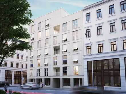 Großzügige 3-Raumwohnung mit Balkon im Neubau PALAIS AUGUSTE