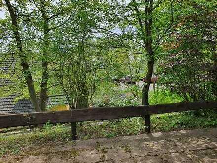 Geflegte 3 Zimmer Wohnung mit sonniger Terrasse im Naherholungsgebiet Schindeldorf