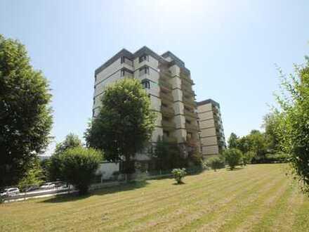 Großzügige 1-Zimmer-Wohnung in ruhiger Wohnlage von Rottenburg