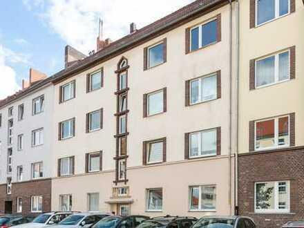 Hannover-List: helle 3-Zimmer-Eigentumswohnung mit Balkon in Top-Lage von Hannover.