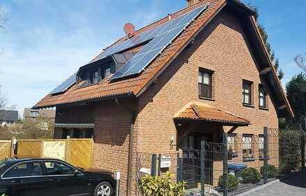 Hattingen-Blankenstein: ein freistehendes Einfamilienhaus mit Garage und Garten zu vermieten!