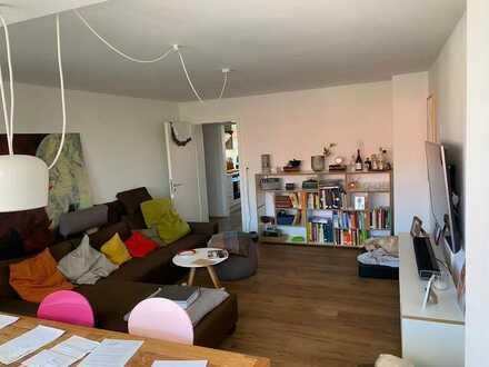 Stilvolle, neuwertige 3-Zimmer-Wohnung mit Balkon und EBK in Penzberg