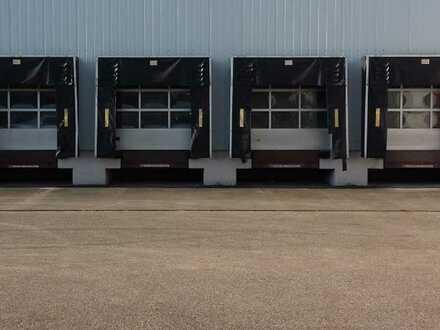 Ca. 2.900 qm Lager / Produktion | Rampe + ebenerdig | ca. 6,50 - 10,00 m UKB !
