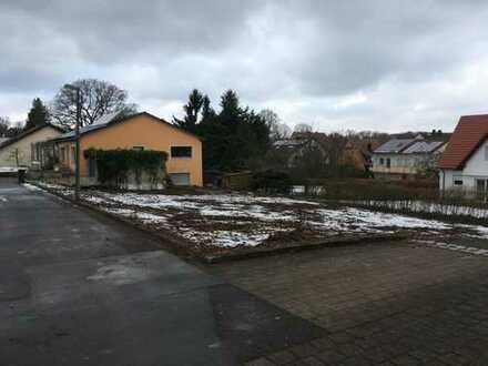 Sehr schön gelegenes Grundstück am Rathsberg