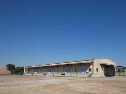 conneKT Park Kitzingen Produktionshalle/Lager zu verkaufen