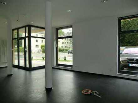 Attraktives, werbewirksames Ladenbüro gegenüber Fachhochschule Rosenheim