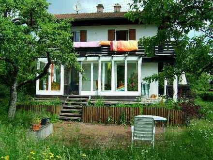 WG-Zimmer in 6-Zimmer-Haus mit Bergblick in Diessen am Ammersee