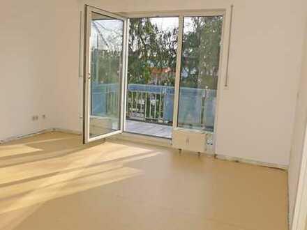 2871 - Helle 2-Zimmerwohnung mit Balkon und Einbauküche nähe Siemens!